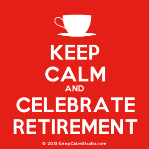 KeepCalmeRetirement
